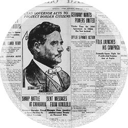 Texas Digital Newspaper Program icon